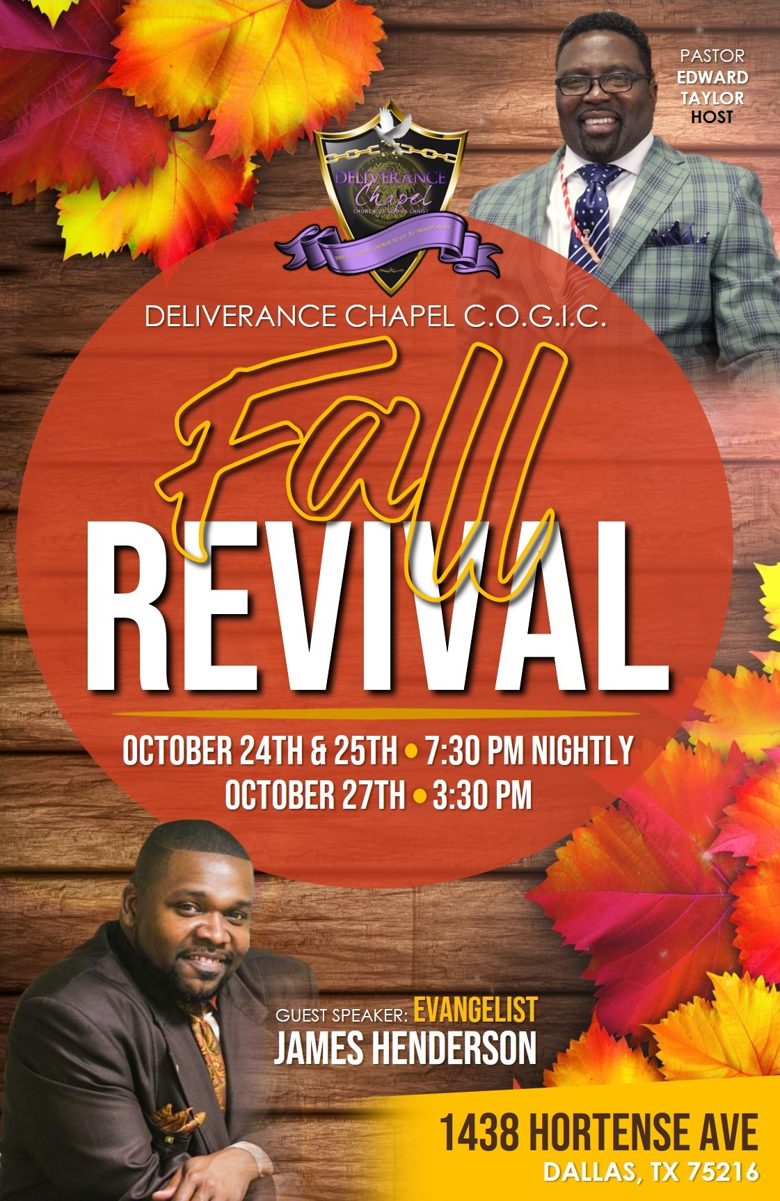 Fall Revival