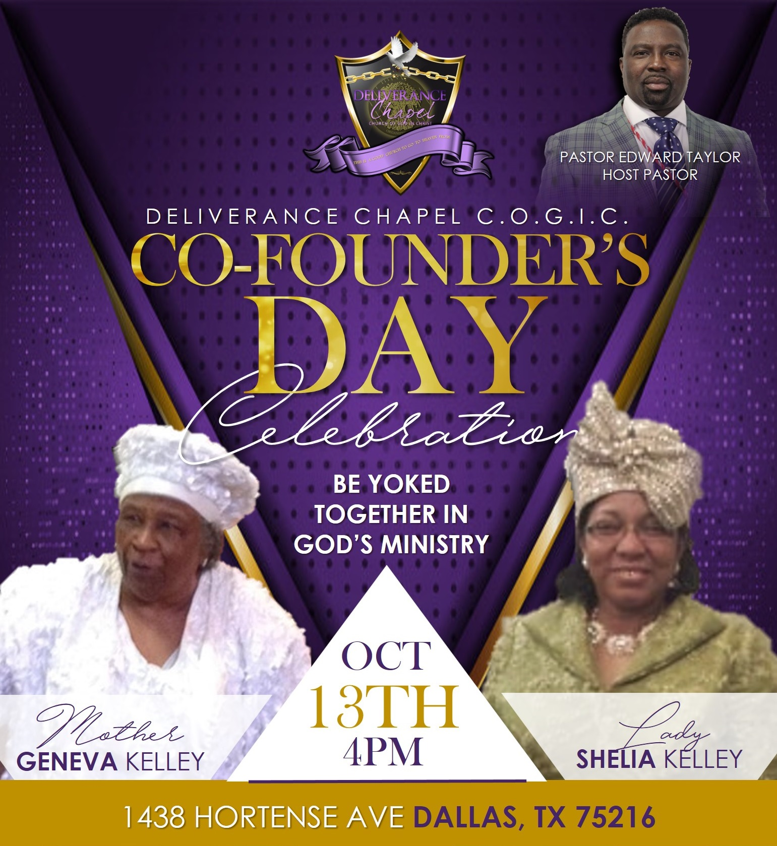 Co-Founder's Day